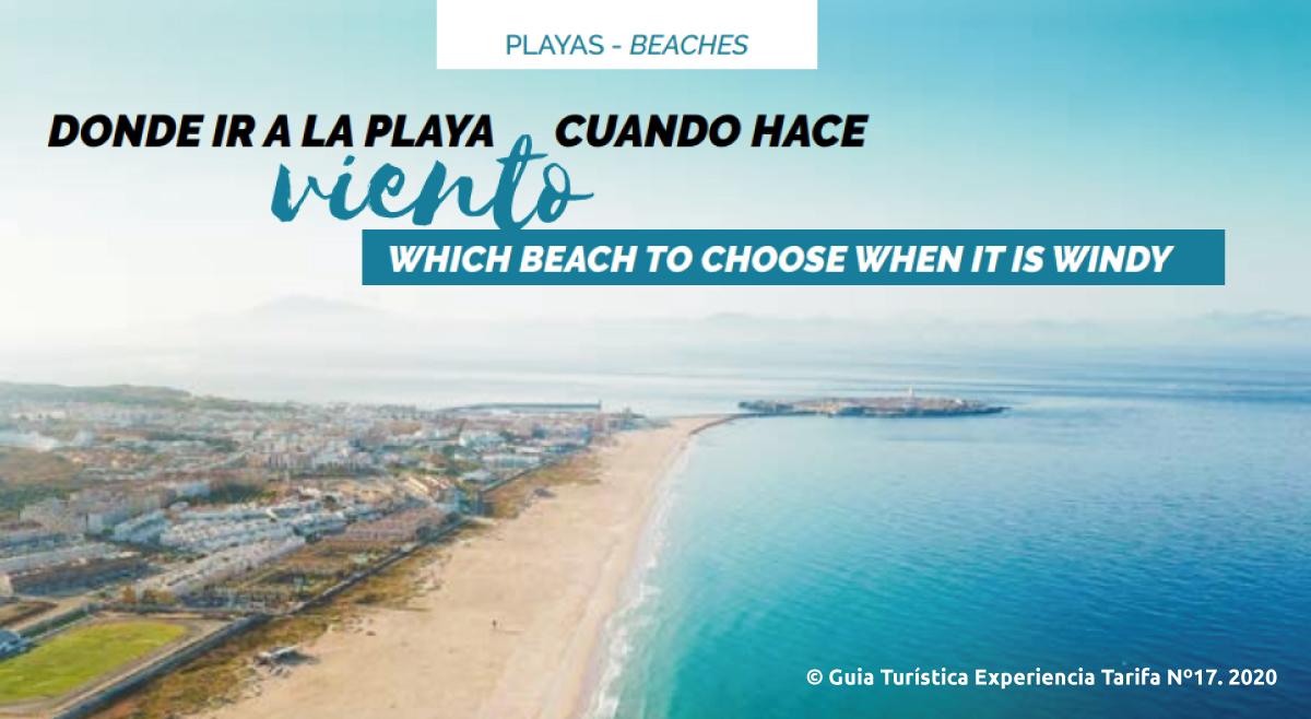 Que el tiempo no te impida disfrutar de la playa