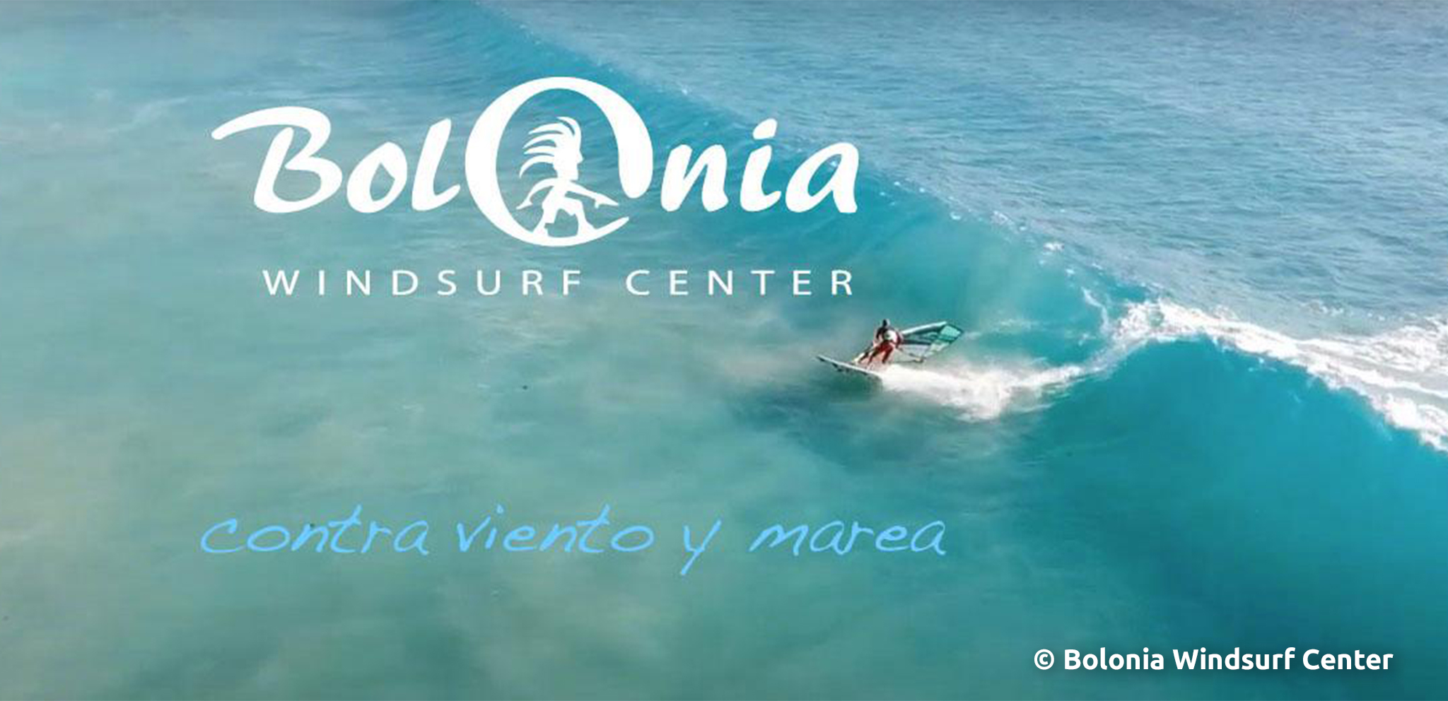 Deportes acuáticos   Bolonia Windsurf Center